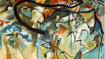 contre-tendances Kandinsky composition V